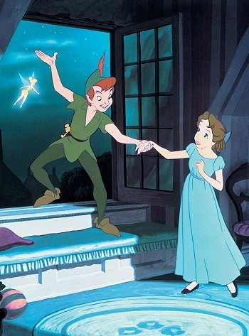 signs of peter pan syndrome